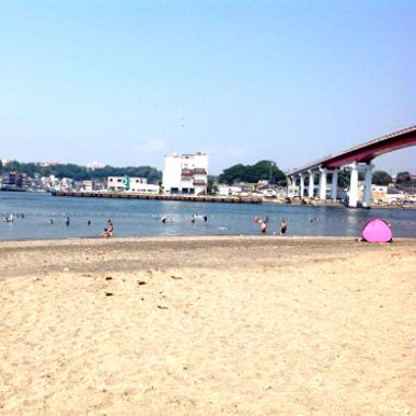 城ヶ島ビーチは海水浴だけでも楽しめる