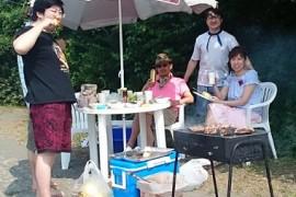 中国から来てくれた観光のお客さま。ありがとう^^