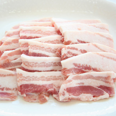 豚バラ300g